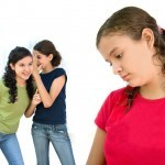 Isolation | supporting child at school and from bullying