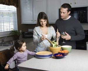 Vegan daughter | Child Psychology