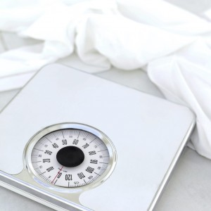 Weighing scales unnecessary for weight management